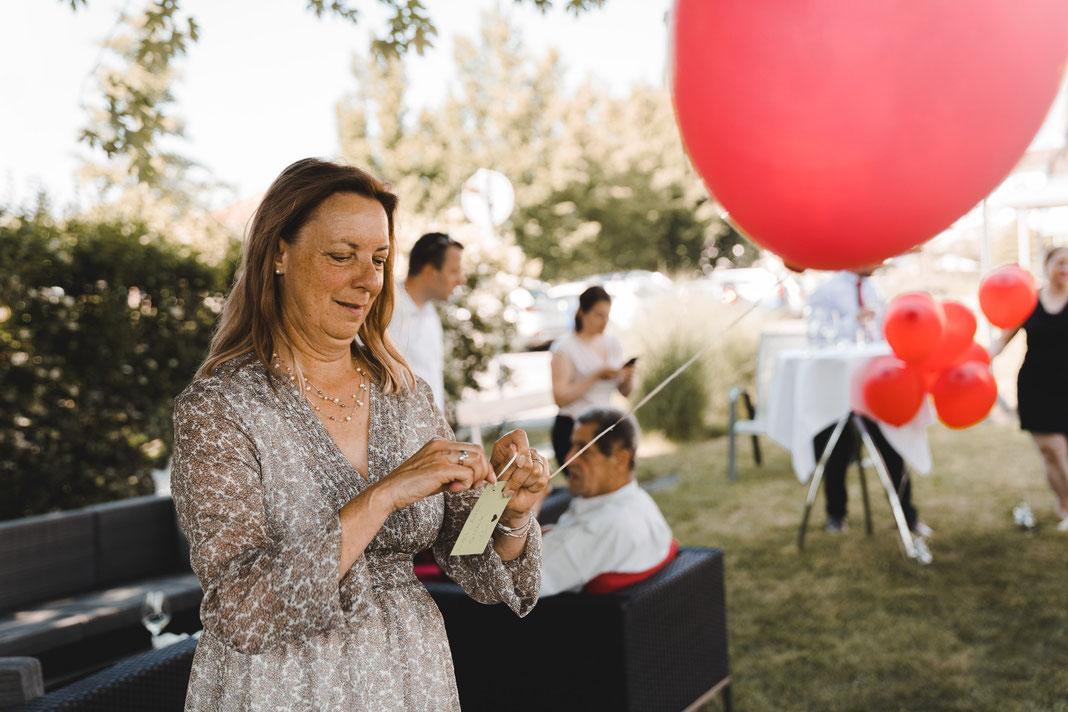 Hochzeit Ballon