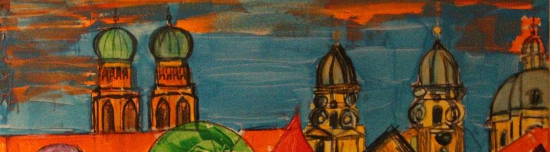 Urheber des Gemäldes: Martin Reichert