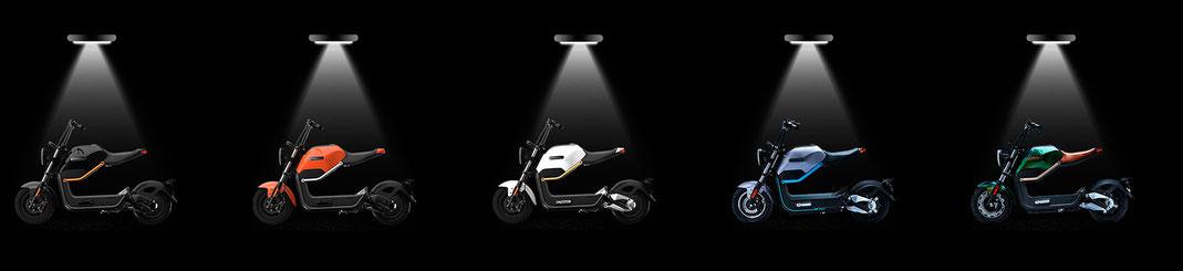 Moto electrica Sunra miku max Ideal para ciudad carretera Utrera Sevilla