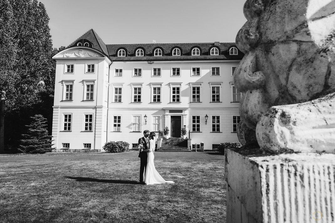 Hochzeitsreportage Schloss Wedendorf von Anne Hufnagl - Hochzeitsfotograf Mecklenburg-Vorpommern