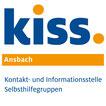 Kiss Ansbach in blau und orange, Kontakt- und Informationsstelle Selbsthilfegruppen