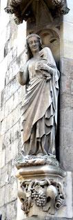 La Vierge du Beffroi est de Ramboue