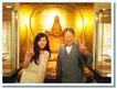 共通の友人竹田和平さんと