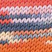Merino Baby Plus 219 - Orange-Bleu-Pistache