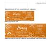 Transparente Honigetiketten, Design für Honig, Honigglasetiketten, Etiketten, Imker, Honiggläser, Honig Labels, Etikettendesign, Labledesign, durchsichtige Etiketten