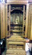 仏壇販売の西村仏壇店(岐阜県関市)取扱商品 タモ材仏壇