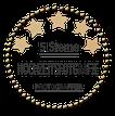 5 Sterne Siegel als Fotograf für ausgezeichnete Arbeit und hervorragende Professionalität.