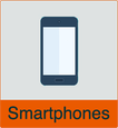 "Grafik von Smartphone mit dem Vermerk ""Smartphones"""