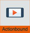 """Grafik von Smartphone mit dem Vermerk """"Actionbound"""""""