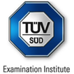 Logo TÜV Süd,, Link zur SRCUM Zertifizierung