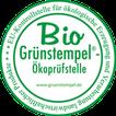 Bio-Grünstempel Ökoprüfstelle, DE ÖKO 021, DÜBÖR