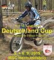 Ankündigung: D-Cup Wetzlar/Hermannstein, Ger. 5.-6. Sep. 2015