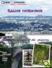 Pack Quest Outdoor Rallye Saint Didier au Mont d'Or