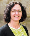 Eva Brinke-Kriebel, Dekanin des Kirchenkreises