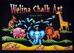 Welina Chalk Art
