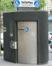 Sanisettes PARIS