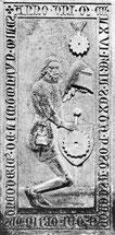 Epitaph Theoderich von Lichtenhayns 1366