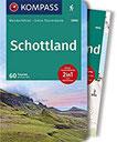 KOMPASS Wanderführer Schottland, Wanderungen an den Küsten und in den Highlands Wanderführer mit Extra-Tourenkarte 1 50000, 60 Touren, GPX-Daten zum Download.