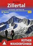 Zillertal mit Gerlos- und Tuxer Tal. 50 Touren. Mit GPS-Tracks (Rother Wanderführer)