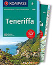 KOMPASS Wanderführer Teneriffa Wanderführer mit Extra-Tourenkarte 1 62.500, 80 Touren, GPX-Daten