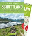 Bruckmann Wanderführer Zeit zum Wandern Schottland. 40 Wanderungen, Bergtouren und Ausflugsziele in Schottland. Mit Wanderkarte zum Herausnehmen.