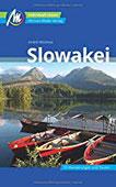 Slowakei Reiseführer Michael Müller Verlag Individuell reisen mit vielen praktischen Tipps.