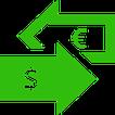 Symbole d'échange de devises