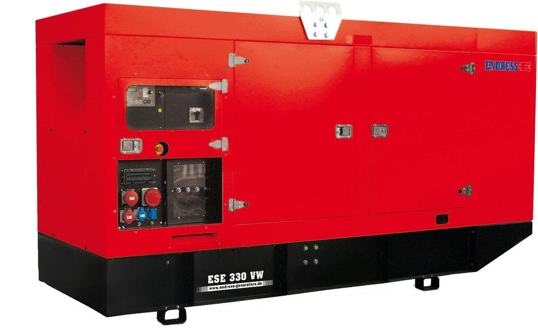 generador endress ese 330 vw