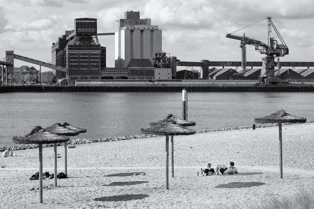 Karl-Heinz-Wiechers: Der Strand der Stadt