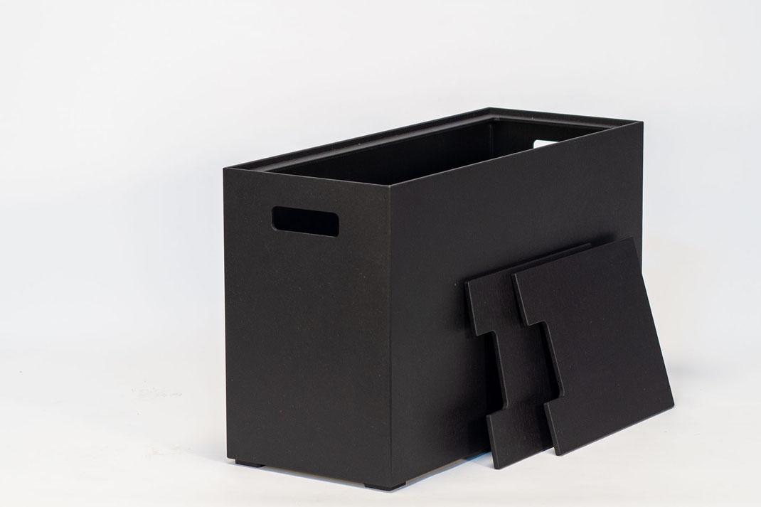 Staubox compact 25cm x 62cm