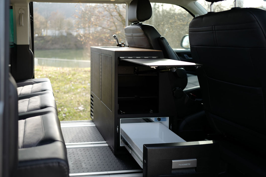Inside mit Kühlschublade WAECO CD-30
