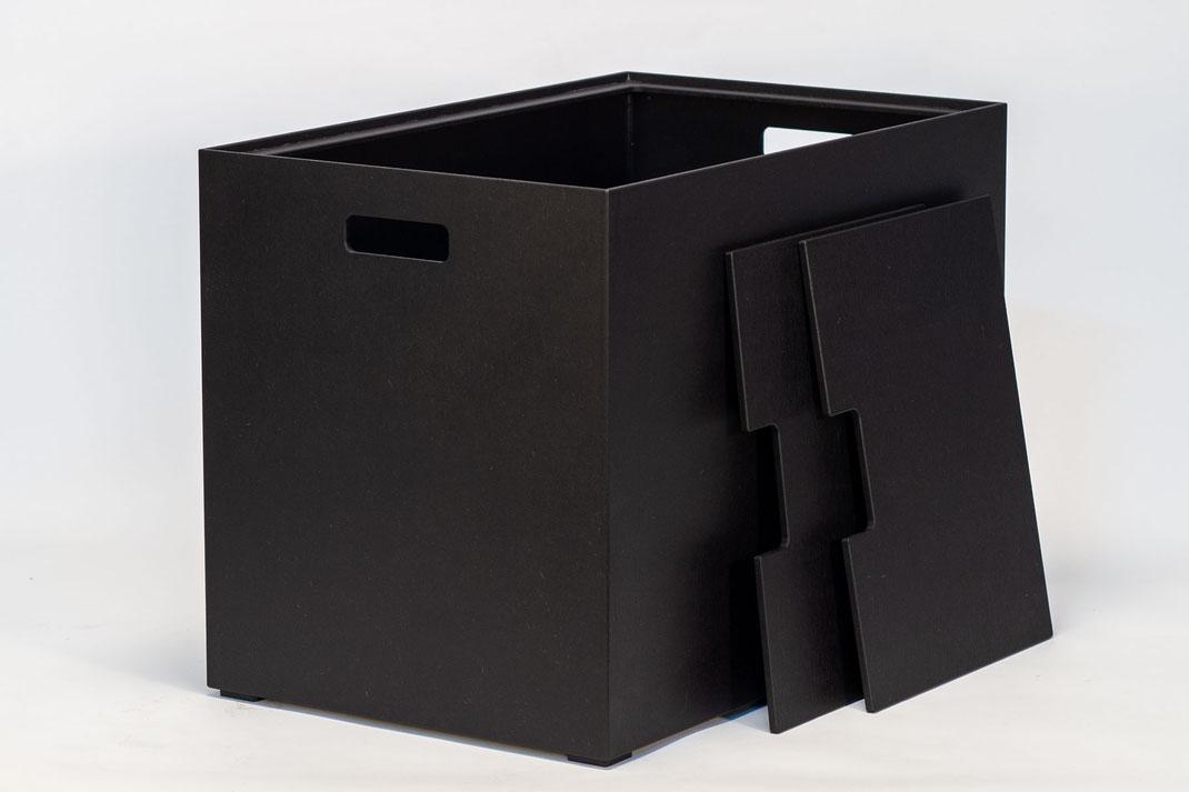 Stau Raum Modul für Besteck und Geschirr