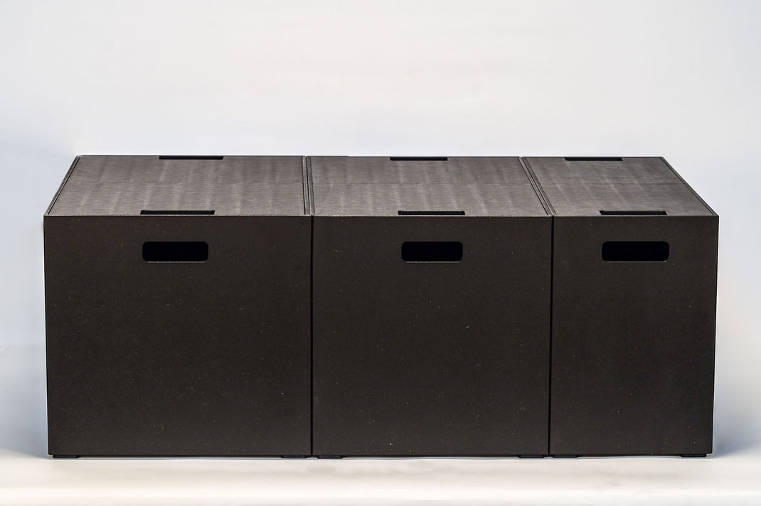 Staubox compact 400 / 360 / 250