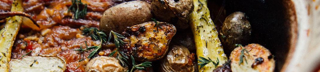 Grillen, Gemüse, Zucchini, vegetarisch, Grill, Trends, luag, vegan, Süßkartoffel, Kartoffel, Ofengemüse