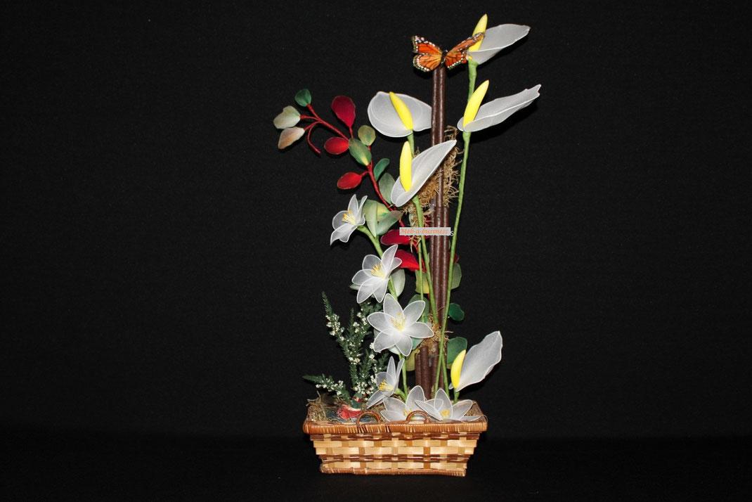 Anthurium,Fleur des bois