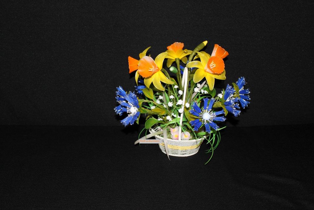 Centaurée,Narcisse,Fleur des champs