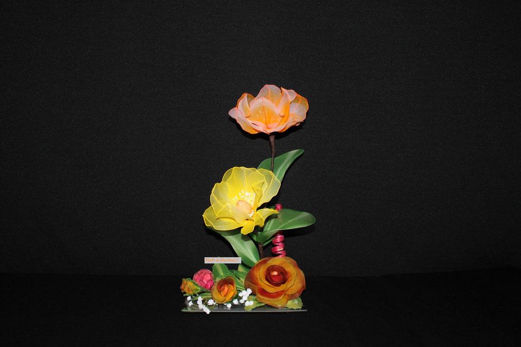 Pivoine,Rose