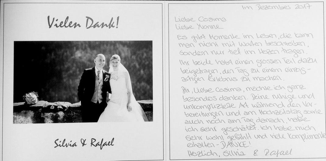 Hochzeitslocation Lenzerheide