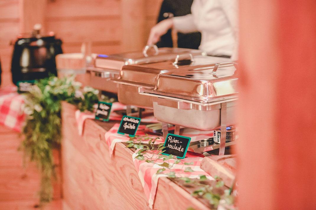 Unsere möglichen Leistungen und Preise bei einer Feier bei uns im Kirchheimer Hirschenstadl