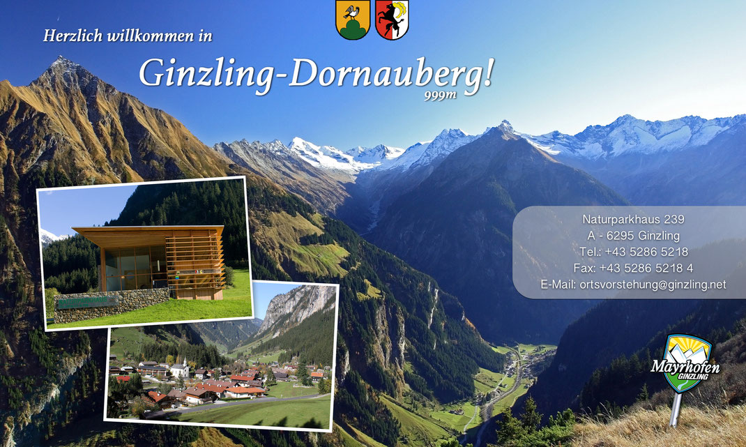 Ginzling - Dornauberg