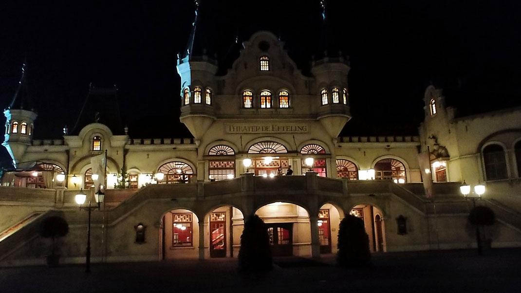 Theater, Caro, Efteling, Sommer, nacht