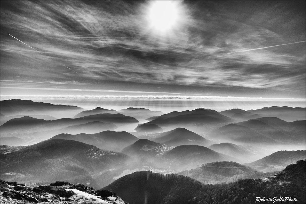 Poncione di Breno gruppo Tamaro Lema Svizzera