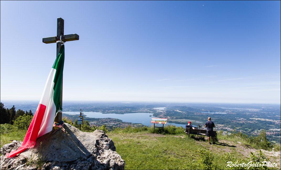 Forte di Orino lago di Varese