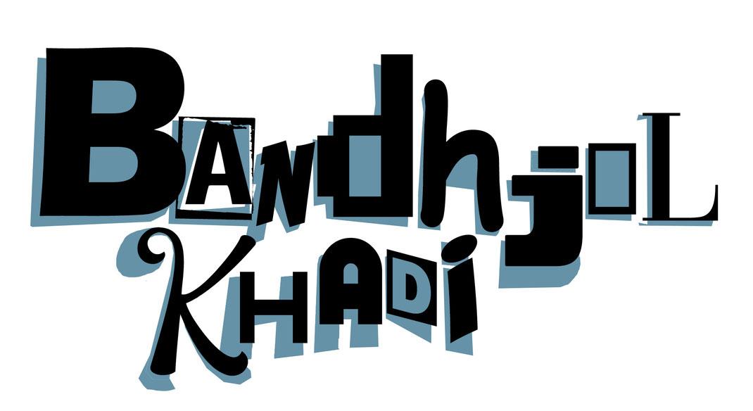 Bandhjol Khadi - Logo