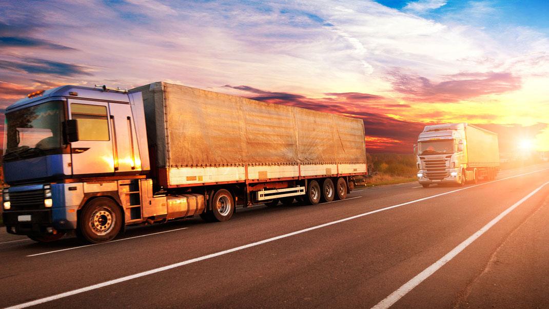 Logística del transporte de carga en México