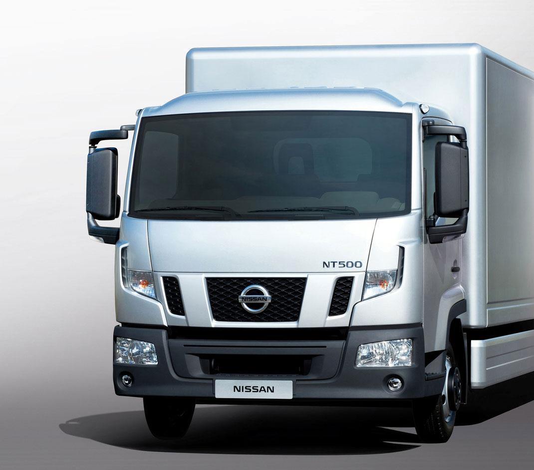 Camiones Nissan México