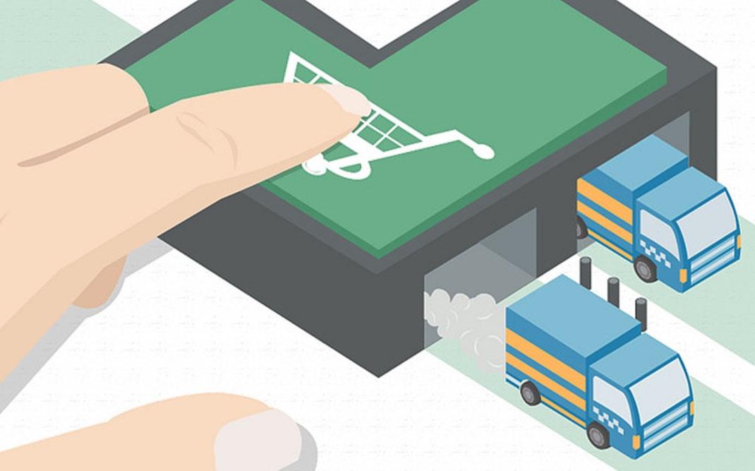 La tecnología y las empresas de logística