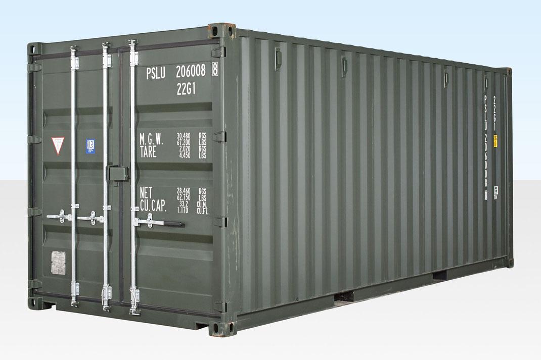 Consejos para transportar contenedores