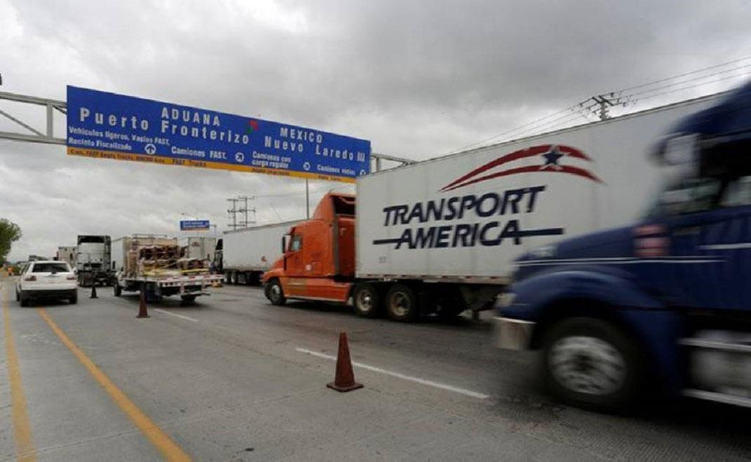 Ventaja geografica de Mexico para Importaciones y Exportaciones Terrestres