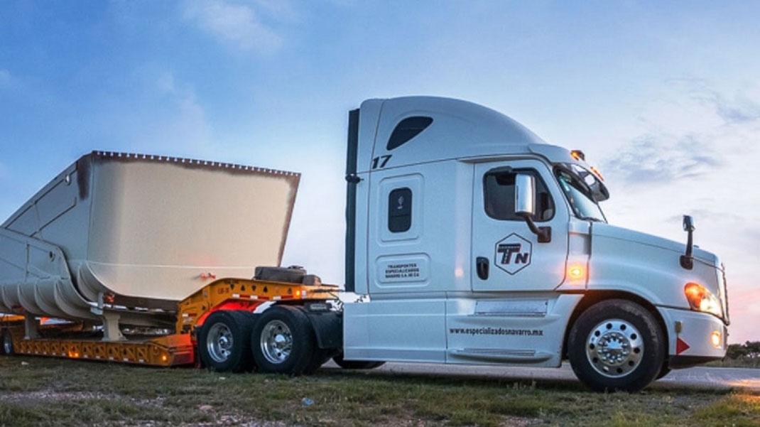 ¿Qué son los transportes terrestres de mercancías especiales?